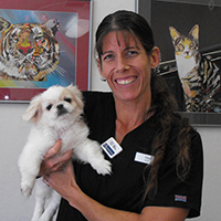 Veterinary Technician Tucson Lisa